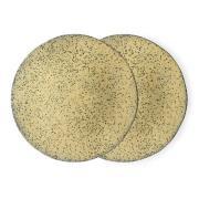 Gradient leipälautanen 22,5 cm 2-pakkaus Keltainen