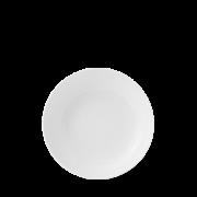 Rhombe Coupe Lautanen Ø20 cm Valkoinen Posliini